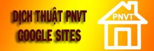 công ty dịch thuật phú ngọc việt google sites