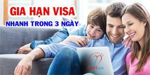 gia hạn visa cho người nước ngoài ở việt nam